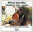 Choir concerto Requiem by Alfred Schnittke