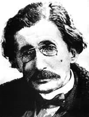 Author photo. Gabriel Tarde, Sociologue (1843-1904)