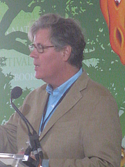 """Author photo. David Maraniss at the 2012 National Book Festival By Slowking4 - Own work, GFDL 1.2, <a href=""""https://commons.wikimedia.org/w/index.php?curid=21582042"""" rel=""""nofollow"""" target=""""_top"""">https://commons.wikimedia.org/w/index.php?curid=21582042</a>"""