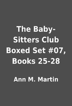 The Baby-Sitters Club Boxed Set #07, Books…