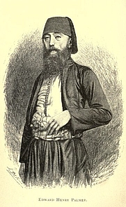 Author photo. Image from <i><a href=&quot;http://www.archive.org/details/lifeachievements00besaiala&quot;>The Life and Achievements of Edward Henry Palmer</a></i> (1883) at the <a href=&quot;http://www.archive.org&quot;>Internet Archive</a>