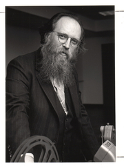 Author photo. Prof. P. Adams Sitney (photo courtesy of Princeton University)