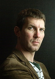 Author photo. Author photo of Christian Cook taken in 2012.