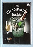 Het champagneboekje by Cees Kingmans