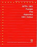 NFPA 1901 Pumper Fire Apparatus 1991 Edition…