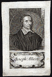 Author photo. Joseph Alleine