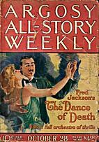 Argosy All-Story Weekly, October 28, 1922