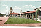 Indian Building and Santa Fe Station, The…