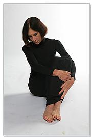 Author photo. Lola Haskins