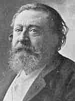 Author photo. Catulle Mendès (1841-1909)