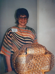 Author photo. BASKETMAKERS