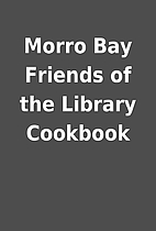 Morro Bay Friends of the Library Cookbook