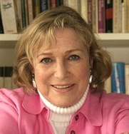 Author photo. Shirley Conran Photo by David Cairns