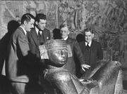 Author photo. George C. Vaillant (1901-1945)on the far left