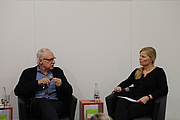 """Author photo. Claus Leggewie und Katharina Gerlach bei der Frankfurter Buchmesse 2017. By Foto: © JCS, CC BY 3.0, <a href=""""https://commons.wikimedia.org/w/index.php?curid=73067818"""" rel=""""nofollow"""" target=""""_top"""">https://commons.wikimedia.org/w/index.php?curid=73067818</a>"""