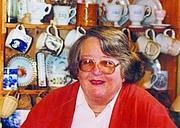 Author photo. Mary Norwak