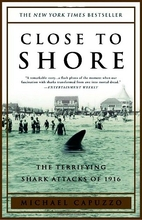 Close to Shore: The Terrifying Shark Attacks…