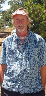Author photo. Brad Dimock - Photo: © Grand Canyon Historical Society, 2009