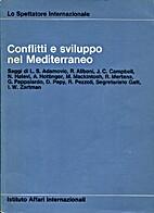 Conflitti e sviluppo nel Mediterraneo by…