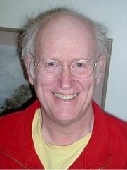 Author photo. Charles G. Waugh