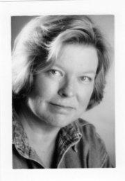 Author photo. Laurel Holliday