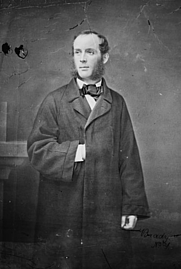 Author photo. Library of Congress Prints and Photographs Division. Brady-Handy Photograph Collection