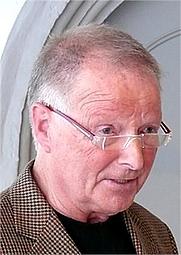 Author photo. Prof. Dieter Nadolski