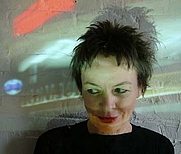 Author photo. Laurie Anderson