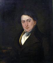 Author photo. Portrait of Gerrit van de Linde in his student years (Letterkundig Museum, Den Haag, on loan from P.A.M. van de Linde)