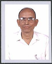 Author photo. Madhav Gadgil