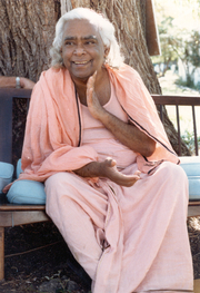 "Author photo. Swami Vishnudevananda By SivanandaEurope - Own work, CC BY-SA 4.0, <a href=""https://commons.wikimedia.org/w/index.php?curid=41623144"" rel=""nofollow"" target=""_top"">https://commons.wikimedia.org/w/index.php?curid=41623144</a>"
