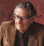 Author photo. Hans Eysenck