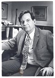 Author photo. President Emeritus, Princeton University (photo courtesy of Princeton University)