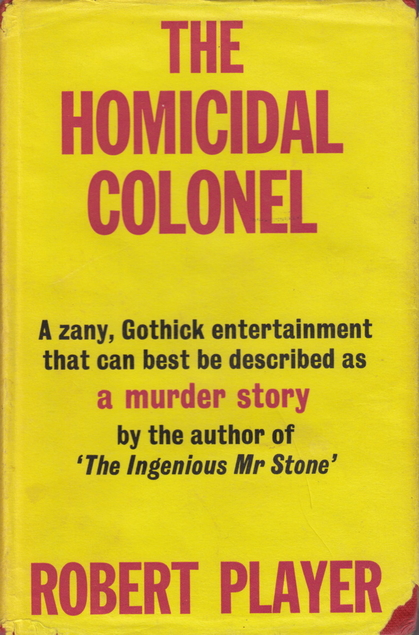 The  Homicidal Colonel cover