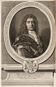 Author photo. Gaspard de Réal de Curban (1682-1752)