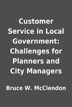 Customer Service in Local Government:…
