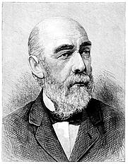 Author photo. James Fergusson. Wikimedia Commons.