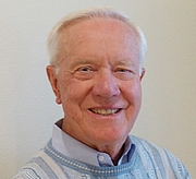 Author photo. Image from Stanford Home Page