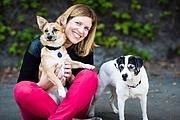 Author photo. Jennifer Caloyeras