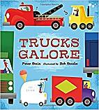 Trucks galore by Peter Stein