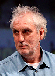 Author photo. Phillip Noyce. Photo by Gage Skidmore.