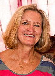 Author photo. Peggy Thompson. Photo by James Diedrick.