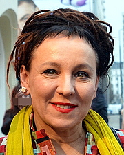 Author photo. Olga Tokarczuk