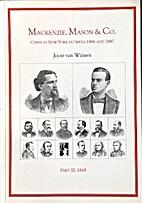MACKENZIE, MASON & CO. - CHESS IN NEW YORK…