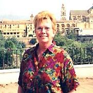 Author photo. Dr. Margaret Skoglund
