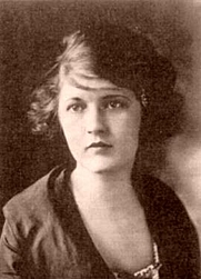 Author photo. Zelda Fitzgerald