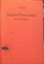 Eclipse phenomena in astronomy by Frantisek…