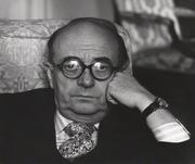 Author photo. Sir John H. Plumb (1911-2001)