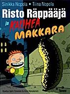 Risto Räppääjä ja kauhea makkara by…