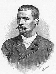 Author photo. public domain ca. 1892